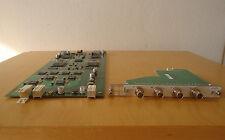 Miranda MWI-SDI-Four Channels SD-SDI Input Module with MWR-4B rear module