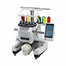 Demo Machine Brother PR1000e ENTREPENEUR 10 Needle Embroidery PR1000 Sold As is.