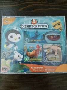 Die Oktonauten   CD   Hörspiel   Togo Lino