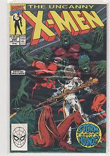 Uncanny X-men #265 Chris Claremont Jim Lee Wolverine Storm 9.4