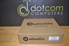 Allworx Verge 9312 Voip Ip Color Display Phone 8113120 Gigabit Amp Backlit