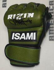 Kazuyuki Fujita Signed Official Rizin MMA Fight Glove BAS Beckett COA Autograph