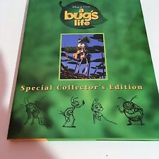 A Bugs Life Special Collectors Edition by Jeff Kurtti 1998  Behind - The - Scene