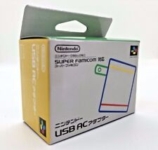NEW Nintendo Super Famicom Classic Mini USB AC Adapter (Plug A type) from japan