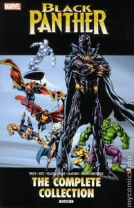Black Panther TPB By Christopher Priest The Complete Collection 2-1ST FN 2015