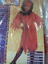 Devil Girl Halloween Costume Size Small  (4-6) NIP