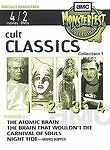 MonsterFest: Cult Classics Collection 1 (New DVD 1961-64; Remast 2003) HORROR