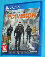 Tom Clancy's The Division - Sony Playstation 4 PS4 - PAL New Nuovo Sealed