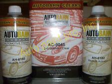 Glamour Clear Coat Kit 6 Quarts High Gloss Auto Bahn Urethane AC9045 Auto Paint