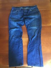 Levis 501 red tab button fly jeans mens size 40x32 in EUC