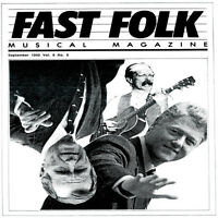 Various Artists - Fast Folk Musical Magazine (5) 6 / Various [New CD]
