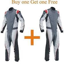 Go Kart Race Suit Buy One & Get One Free ( Free Gift 2 Balaclavas )