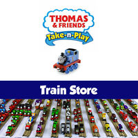 Thomas The Tank Engine Take N Play Die Cast Magnetic Toy Trains - Wide Range