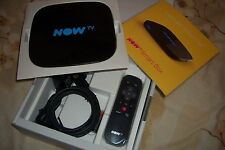 Brand New Now TV Smart Box Freeview HD rattraper modèle 4500SK
