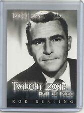 "2000 Twilight Zone: Series 2 CASE CARD ""Autograph Card"" #H1 STEVEN CHARENDOFF"