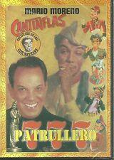 PATRULLERO 777(Mario Moreno)CANTINFLAS-Coleccion de oro  NEW DVD