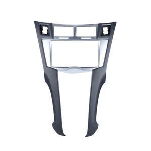 2 Din Car Stereo Frame Trim Kit of Dashboard for 2005-2011 Toyota Yaris Vit C3J3