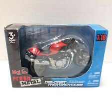 Maisto Agusta Brutale MV CRC Red 1/18 Scale Fresh Metal Motorcycle
