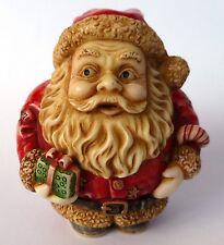 Santa Claus - Pot Bellys - NIB - Father Christmas Figurine Martin Perry Studios