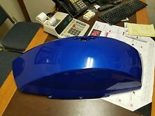 OEM Saddlebag Lid RH Victory Cross Country Tour Part#5438483-1256 Boardwalk Blue