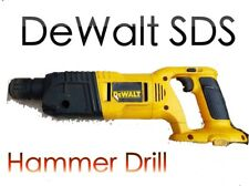 Dewalt dw999 tipo 3 18 V SDS Taladro Martillo Albañilería trabajo mortero de Metal Punch Power