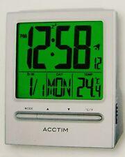Acctim Serrano 15287 gran pantalla LCD de función Multy con calendario y de Interior T