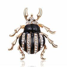 Women Men Jewelry Wedding Gifts Fashion Enamel Beetle Animal Brooch Pin