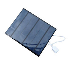 6V 3.5W 580mA Solar Panel Solar Module Portable for Phone MP4 Battery Charger