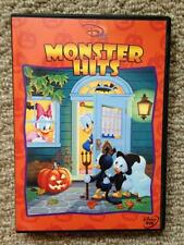 Disney's Monster hits HALLOWEEN Rare DVD