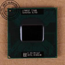 SL9SD - Intel Core 2 Duo T7600 2.33 GHz Prozessor CPU M/Sockel 667 100% working
