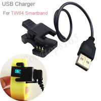 Fast USB Charge Cable For TW64 Smartband Bracelet Wristband Charge TW07 Charger