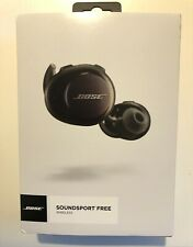 Bose SoundSport Free Bluetooth Kopfhörer - Schwarz