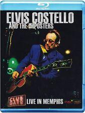 Elvis Costello - Club Date Live In Memphis +++Blu-ray+++NEU+++OVP