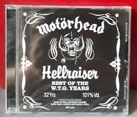 Motorhead - Hellraiser - The Best Of The W.T.G. Years - CD Neuf sous Blister