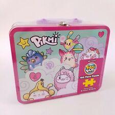 Pikmi Pops Surprise 100 Piece Puzzle & Tin Lunch Box
