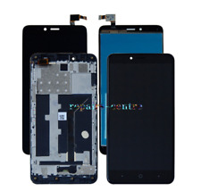 For ZTE Blade X Max Z983 Replacement LCD Display Touch Screen Frame Assembly