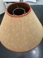 Vintage Paper Lamp Shade 1930's-1940's