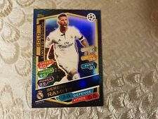 Ramos Gold limited edition match attax 2016/2017
