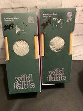 Wild Fable Knit-Your-Own Beanie And Scarf Kits