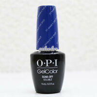 OPI GelColor Soak Off LED/UV Gel Nail Polish 0.5oz St. Mark's the Spot #GCV39