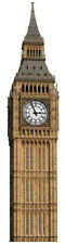 Big Ben (Reloj) - enorme Cartón recorte / Pie