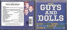 CD 14T GUYS AND DOLLS CONDUCTED BY MORRIS STOLOFF SINATRA/DEAN MARTIN/REYNOLDS