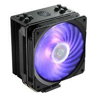 Cooler Master Hyper 212 Black Edition CPU Air Cooler w/SF120R RGB Fans Intel/AMD