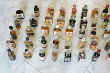 60 WHISKY MIGNON MINIATURE - GREAT COLLECTION - WHISKY ONLY
