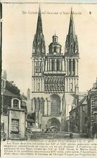 ANGERS la cathedrale