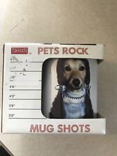 Takkoda Pets Rock Mug Shots dog lab Retriever Dorothy Wizard of Oz mug NIB