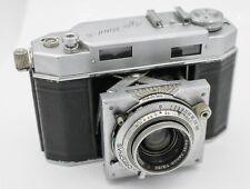 Agfa Karat 36 35mm Film Rangefinder Camera - Schneider Xenon 50mm F2.0 Lens