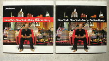 Moby featuring Debbie Harry – New York, New York (Club Promo) 2 Promo CDs Mute