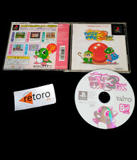 PUZZLE BOBBLE 3 DX Taito playstation PSX Play Station PS1 JAPONES