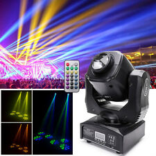 100W Prism Moving Head Light Beam LED Stage Light DMX Disco Party Club w/ Remote